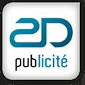 2D Publicite Logo